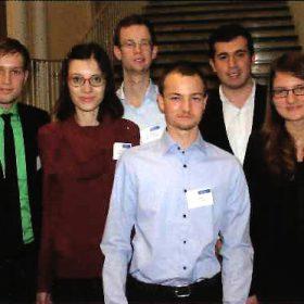 Die Magrathea Informatik GmbH hat sechs Studenten der Gottfried Wilhelm Leibniz Universität Hannover mit einem Deutschlandstipendium gefördert.
